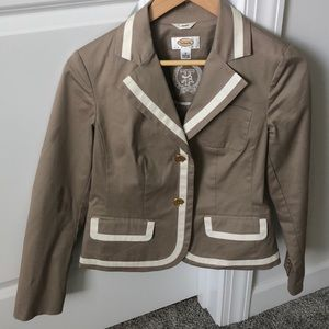Talbots 2petite jackets.